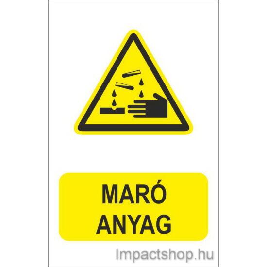 Maró anyag  (160x250 mm tábla)