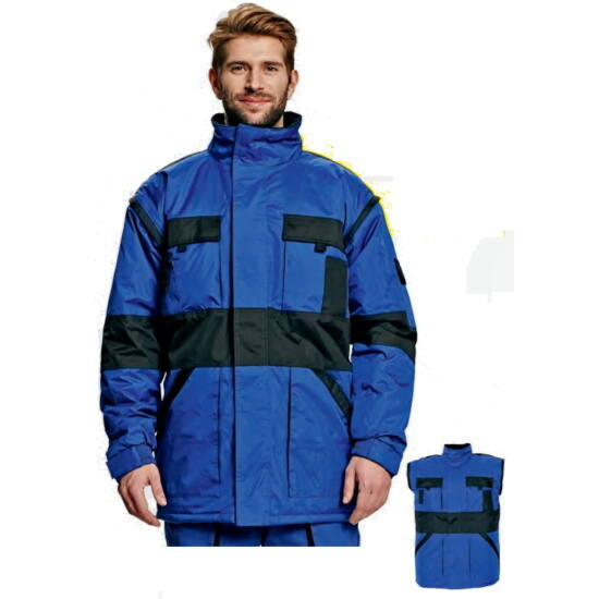 MAX CLASSIC téli bélelt kabát (2 az 1-ben)