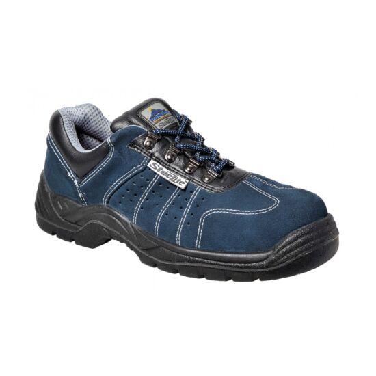 Steelite™ szellőző félcipő S1P BLUE