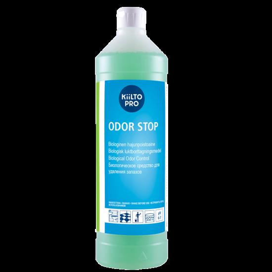 Kiilto Odor Stop, 1000 ml koncentrátum flakon