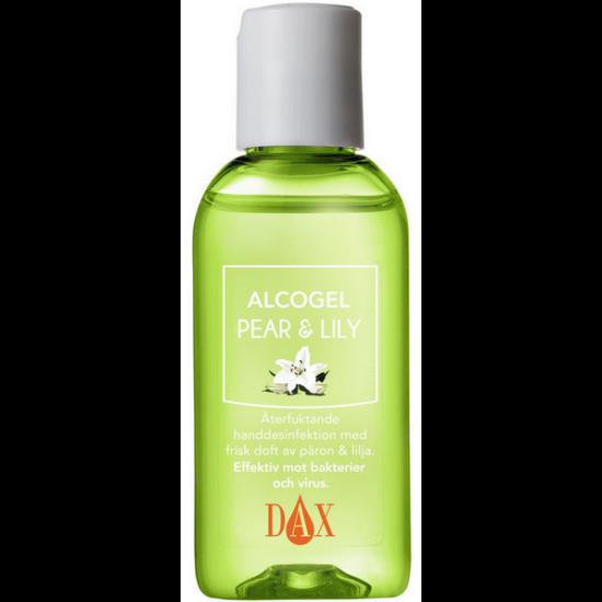 DAX Alcogel Pear & Lily higiénés kézfertőtlenítő gél 50 ml