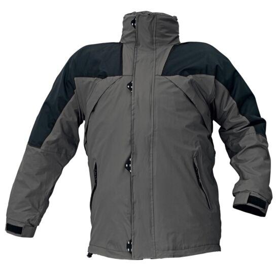 CRV ANZAC GREY kivehető béléses szürke kabát (XL)