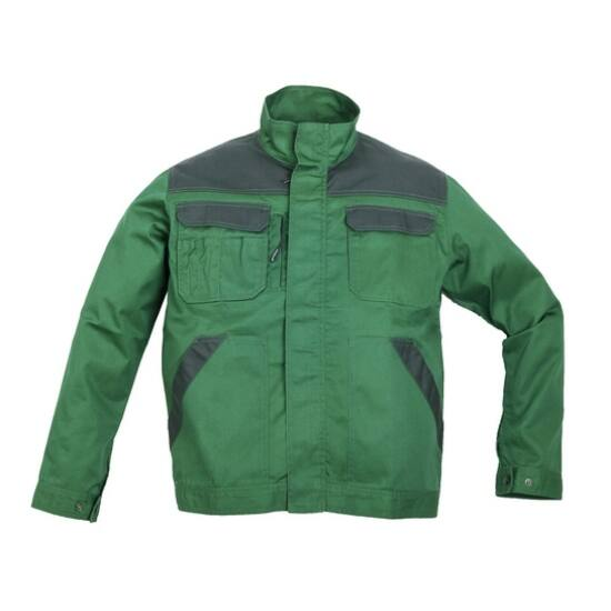 COMMANDER GREEN munkakabát 3XL (OUTLET)