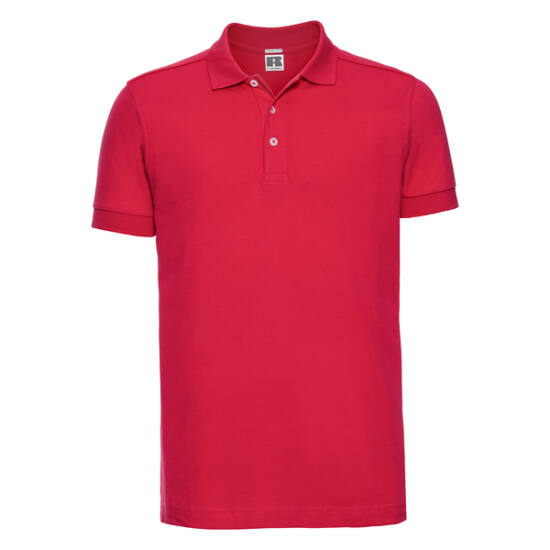 Russell Men's Stretch Piké Polo