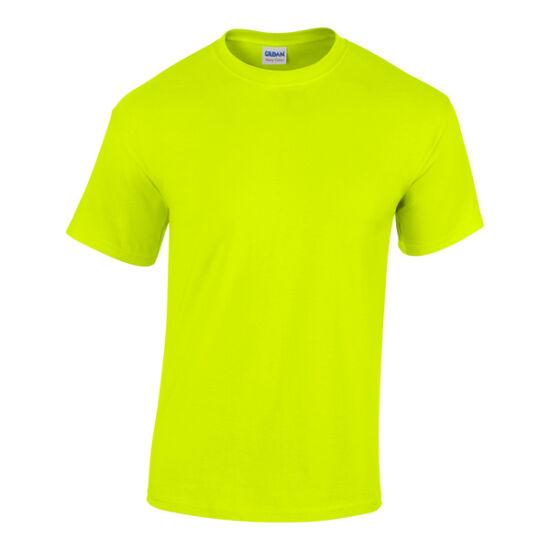 Gildan ULTRA SAFETY COLORS környakas póló