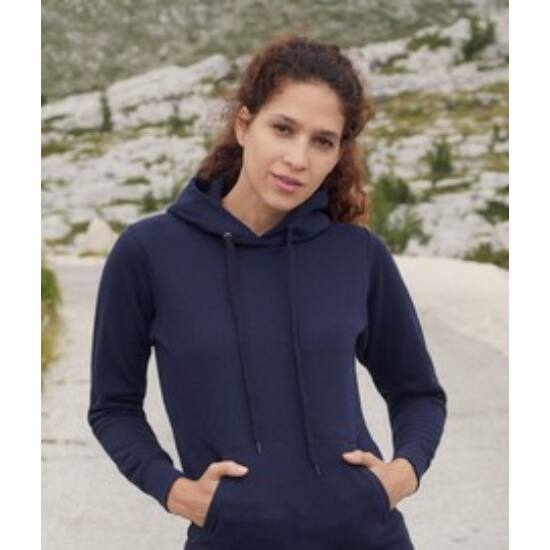 Fruit of the Loom LADY-FIT CLASSIC HOODED SWEAT női pulóver