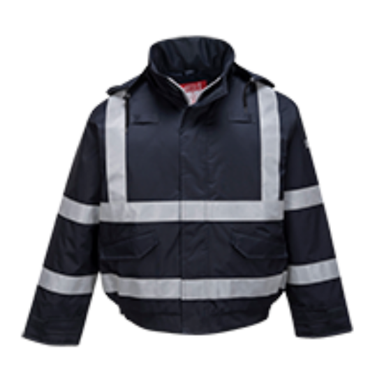 PORTWEST BIZFLAME RAIN MULTI PROTECTION BOMBER KABÁT
