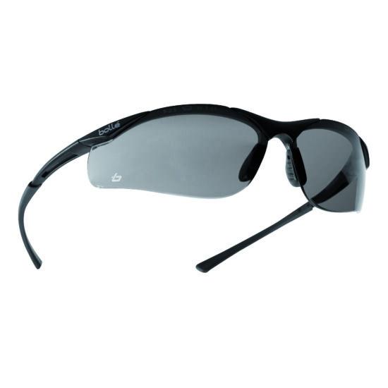 Bollé CONTOUR füstszínű védőszemüveg