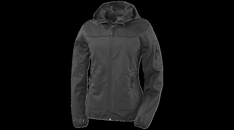 eb07634ee2 KORSAR® Crossover női kapucnis softshell-kabát - Kabátok ...