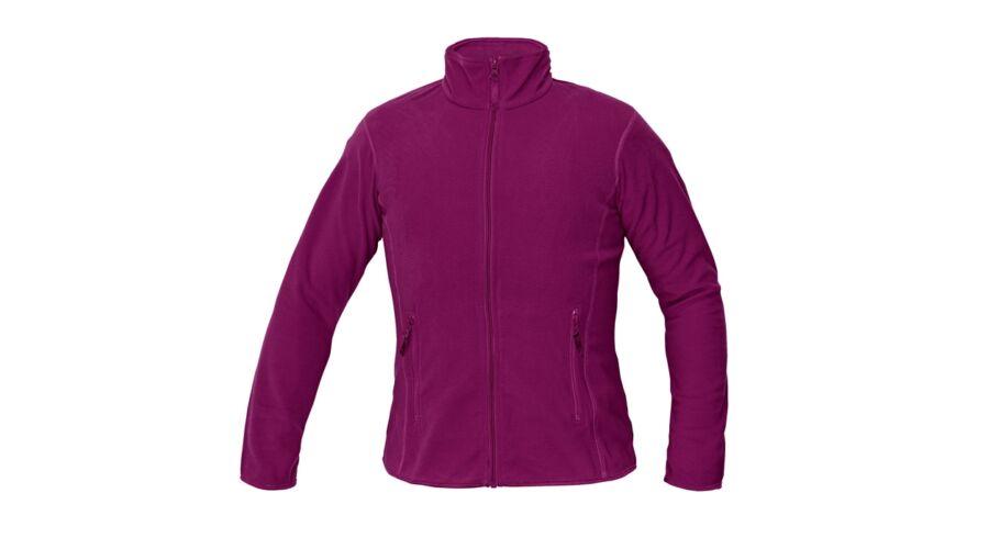 Női polár pulóverek dzsekik